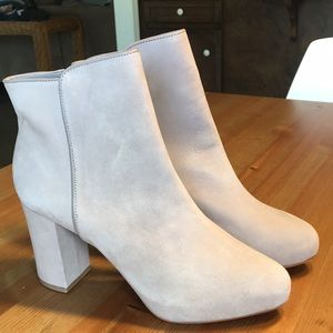 Sexy Soft Suede ankle boots